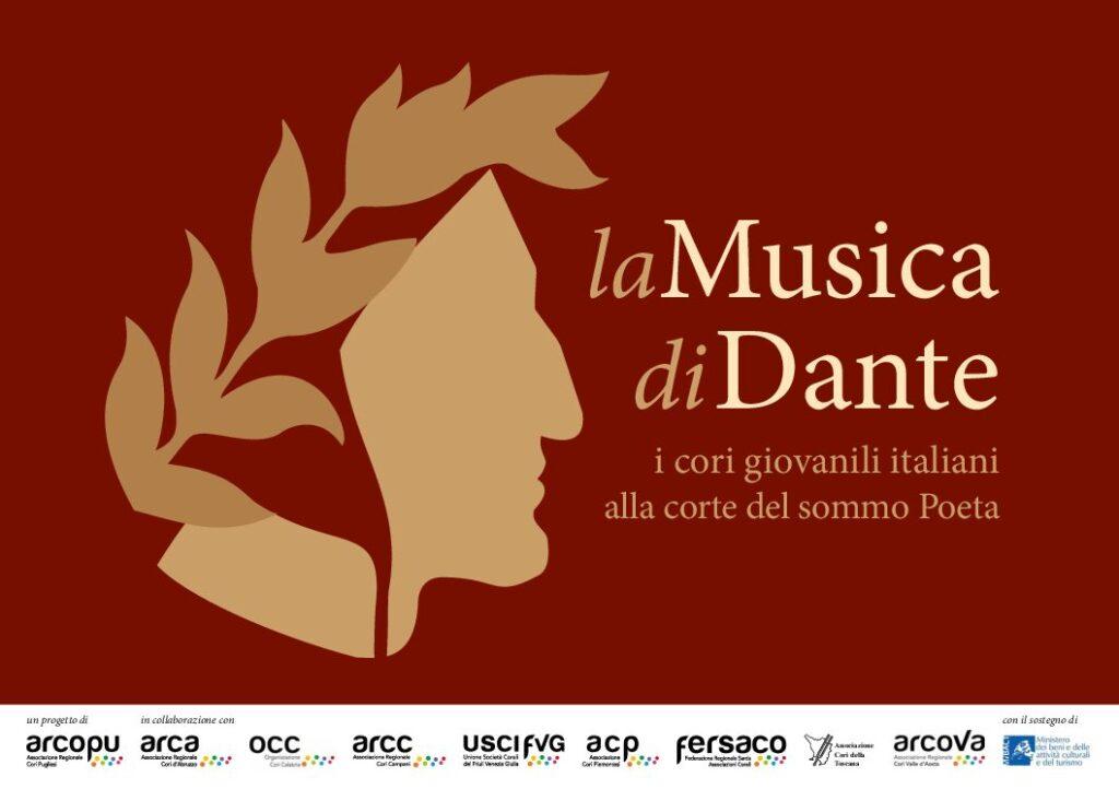 La Musica di Dante, i cori giovanili italiani alla corte del sommo Poeta, Conferenza di presentazione